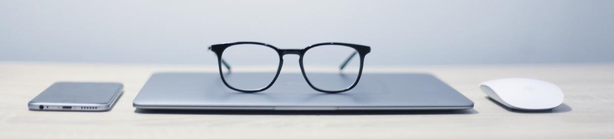 lentes para el computador